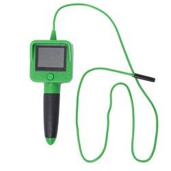 Wziernik Lizard Cam atomowej wiązki endoskop Hd wodoodporna wziernik mikro kamera inspekcyjna ręczny inspekcja rur endoskop