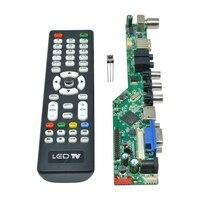 Placa mãe de tv v29  placa de driver lcd sem gravação e escrita  placa mãe de tv