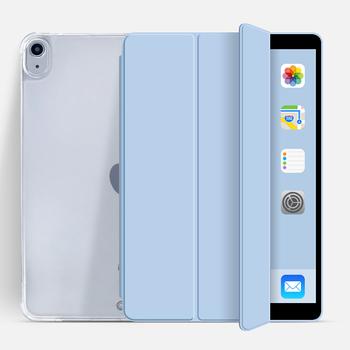 Dla iPad Air 4 Case 2020 2021 Pro 11 Case iPad 8 generacji Case Air 3 iPad 10 2 Case Mini 5 Funda iPad Case 9 7 5 6 Etui tanie i dobre opinie HAIMAITONG Powłoka ochronna skóry CN (pochodzenie) Dla apple ipad ipad pro 11 cali wodoodporne odporne na wstrząsy Odporne na upadki