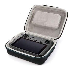 Image 2 - Mavic 2 חכם שלט רחוק עם מסך נייד מקרה תיק תיק קליפה קשה תיבת הגנה עבור dji mavic 2 פרו & זום drone