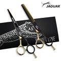 Профессиональные Парикмахерские ножницы высокого качества 5,5 и 6,0 дюйма, набор ножниц для стрижки и филировки, ножницы для парикмахерских с...