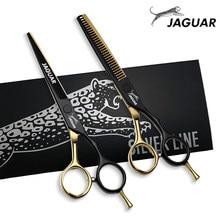 Nożyczki do włosów profesjonalne wysokiej jakości 5.5 i 6.0 Cal nożyczki fryzjerskie wycinanie usuwanie zestaw do salonu fryzjerskiego salony nożyce