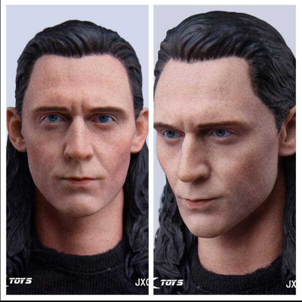 1:6 HEAD PLAY CUSTOM HEAD SCULPT #02