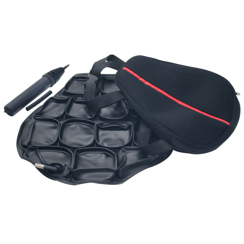 "For AIRHAWK Cruiser R Large Air Pad Motorcycle Seat Cushion 14""x14.5"" Includes Everything Shown in the Picutre(China)"