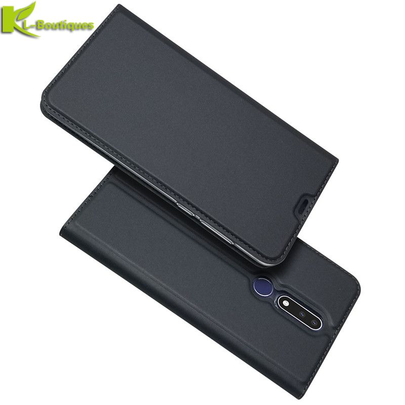 <font><b>Leather</b></font> <font><b>Case</b></font> on For Fundas <font><b>Nokia</b></font> 1 2 3 5 6 7 8 9 2.1 3.1 5.1 8.1 7.1 <font><b>6.1</b></font> Plus X6 2018 <font><b>Case</b></font> Cover Magnet <font><b>Flip</b></font> Wallet Phone <font><b>Cases</b></font> image