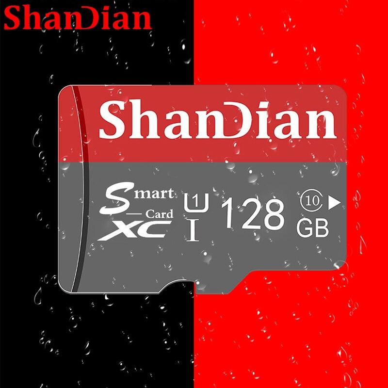 Mini tf cartão de alta velocidade class10 1tb 128gb 32gb tarjeta cartão de memória flash de alta qualidade 16gb 64gb cartão sd inteligente dom gratuito