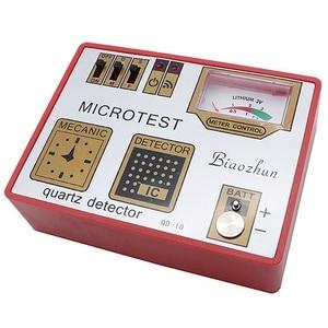 Image 2 - Démagnétisation/mesure de la batterie/impulsion/testeur de Quartz Machine outil de montre pour détecter la capacité de la batterie