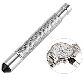 Piezas de herramientas para el hogar Diam reloj de mano corona bobinadora auxiliar herramienta de reparación de bobinado mecánico reloj corona bobinadora auxiliar Mechin