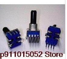 5 pces taiwan wx111 valor do potenciômetro 100 k quatro pés