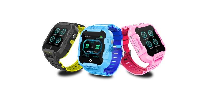 chamada vídeo gps lbs wifi localização smartwatch crianças 4g smartwatch