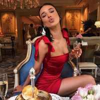 Satin robes femmes 2019 été Bandage Sexy moulante parti Club robe vêtements dos nu élégant hors épaule Mini Vestidos