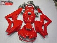цены Motorcycle Fairing Kit For Honda CBR600RR F5 2013-2017 Injection ABS Plastic Fairings CBR 600RR 13-17 Gloss Red Bodyworks