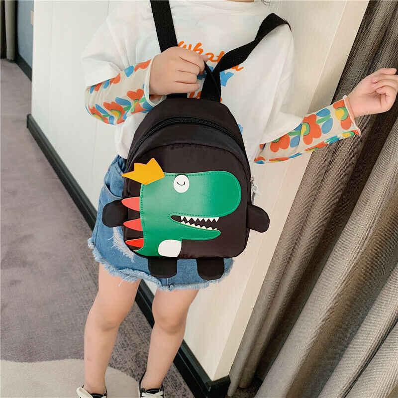 FAROOT Leuke Peuter Kid 3D Cartoon Animal Bag Baby Jongen Meisje Rugzak Schooltas Rugzak Baby Cartoon Opbergzakken