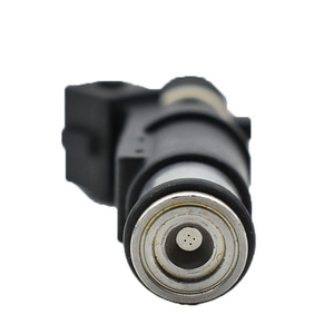 Image 2 - 4PCS חדש בנזין דלק מרססים עבור פיג ו 206 307 406 עבור סיטרואן C4 C5 C8 התחמקות עצבני קסארה 2.0 1984E2 01F003A