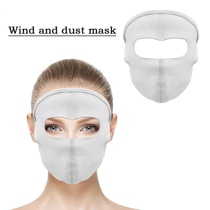Anti Pollution Bacterial Saliva Splash Face Mask Cover Cotton Antiviral Washable Respirator Windproof Dustproof Sunscreen Masks