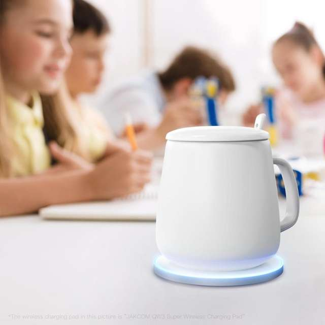 Wireless Heating Cup Best gift