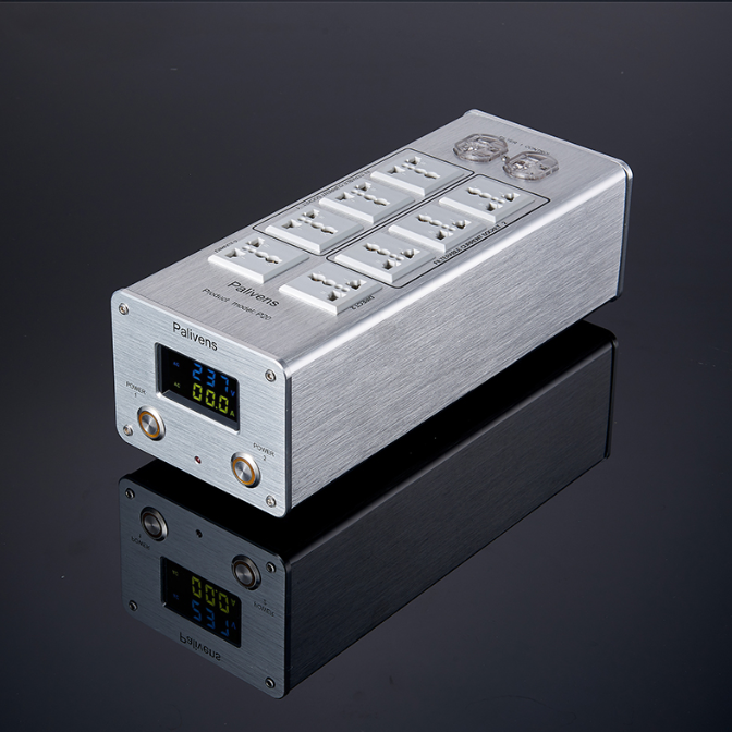 Palivens P20 Audio Special Power Filter Lightning Protection Plug-in Audio Socket Power Supply