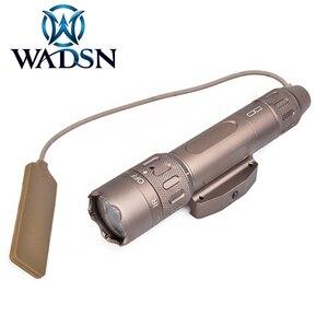 Image 5 - WADSN בלוק III אבזר ערכת כולל LA 5C/PEQ 15 נקודה אדומה לייזר WMX 200 טקטי פנס כפול מתג