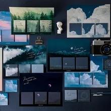 Sticky Notepad Deco Memo-Pads Japanese Stationery Diary Star Journamm Kawaii Creative