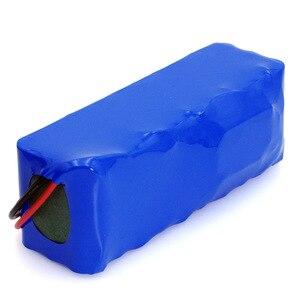 Image 3 - LiitoKala batería de litio para motocicleta, patinete eléctrico con BMS, 36V, 10000mAh, 500W, alta potencia y capacidad, 42V, 18650