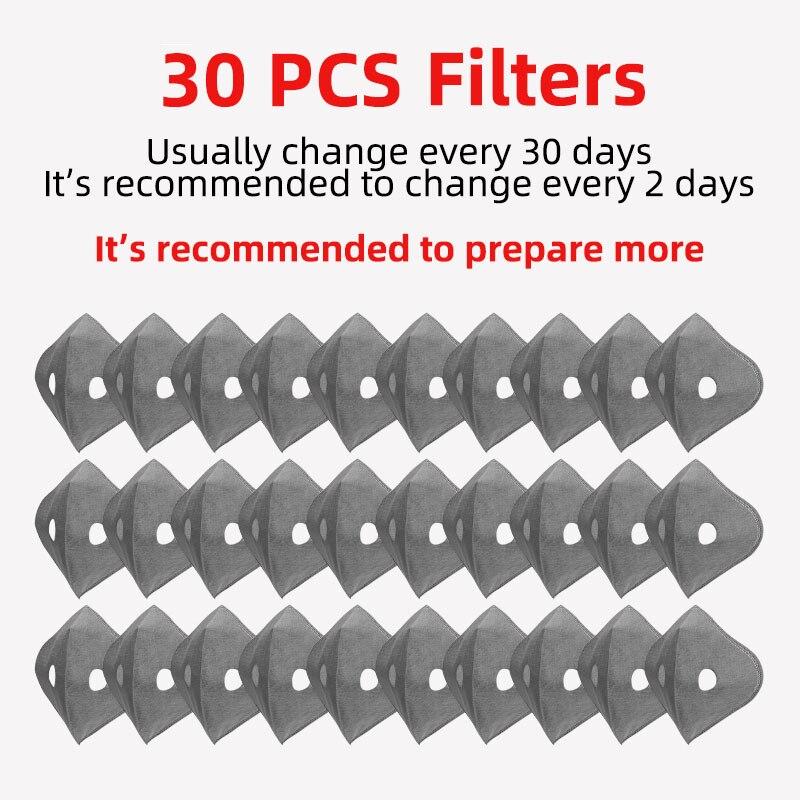 30 PCS Filters