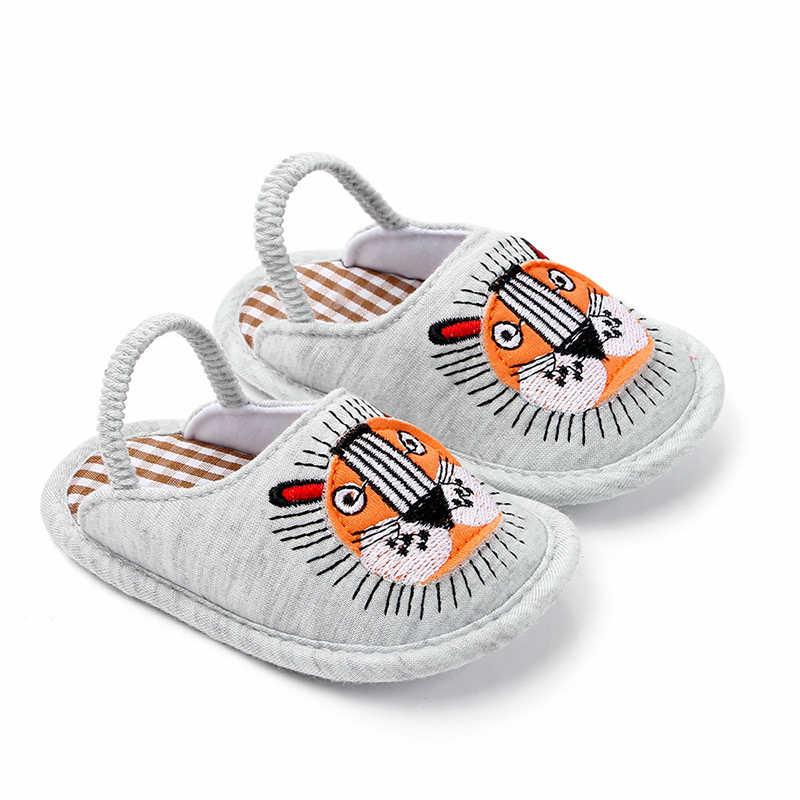 0-18 חודשים ראשון הליכונים 2019 יילוד תינוק ילד ילדה נעלי ילדים רך בלעדי כותנה נעלי אנטי להחליק עריסה Shose תינוק