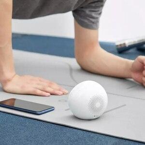 Image 4 - Zmi Bluetooth Radio Wekker Speaker Alarm Speaker Voice Control Digitale Stereo Muziek Surround Led Wekker