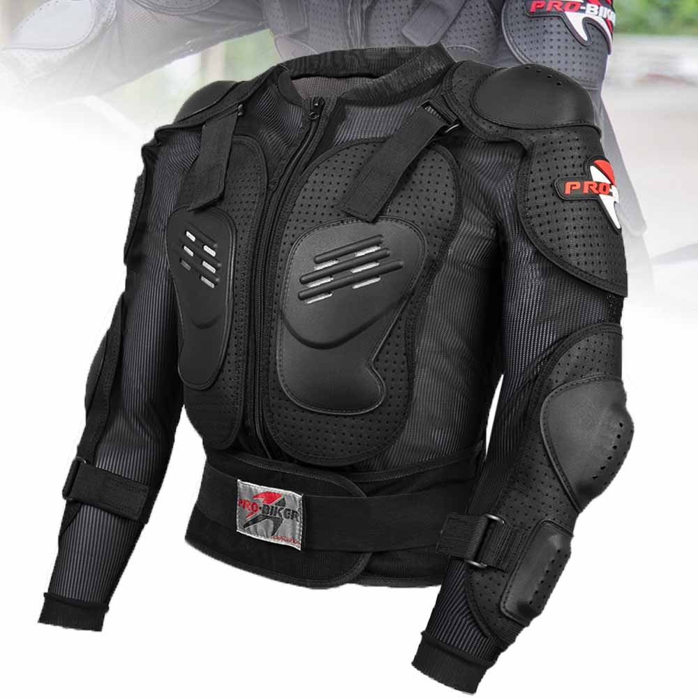 Motocross Protector Racing Armor Protector Motorcycle Jacket Moto Cross Protective Gear Motorcycle Turtle Clothes Jackets M-4XL