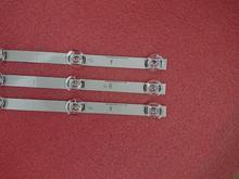 Nouveau Kit 3 pièces 6LED 590mm LED bande pour LG 32LY340C 32LF560V 32LB582D LGIT B Un 6916L 1703B 1704B 6916L 2406A 2407A