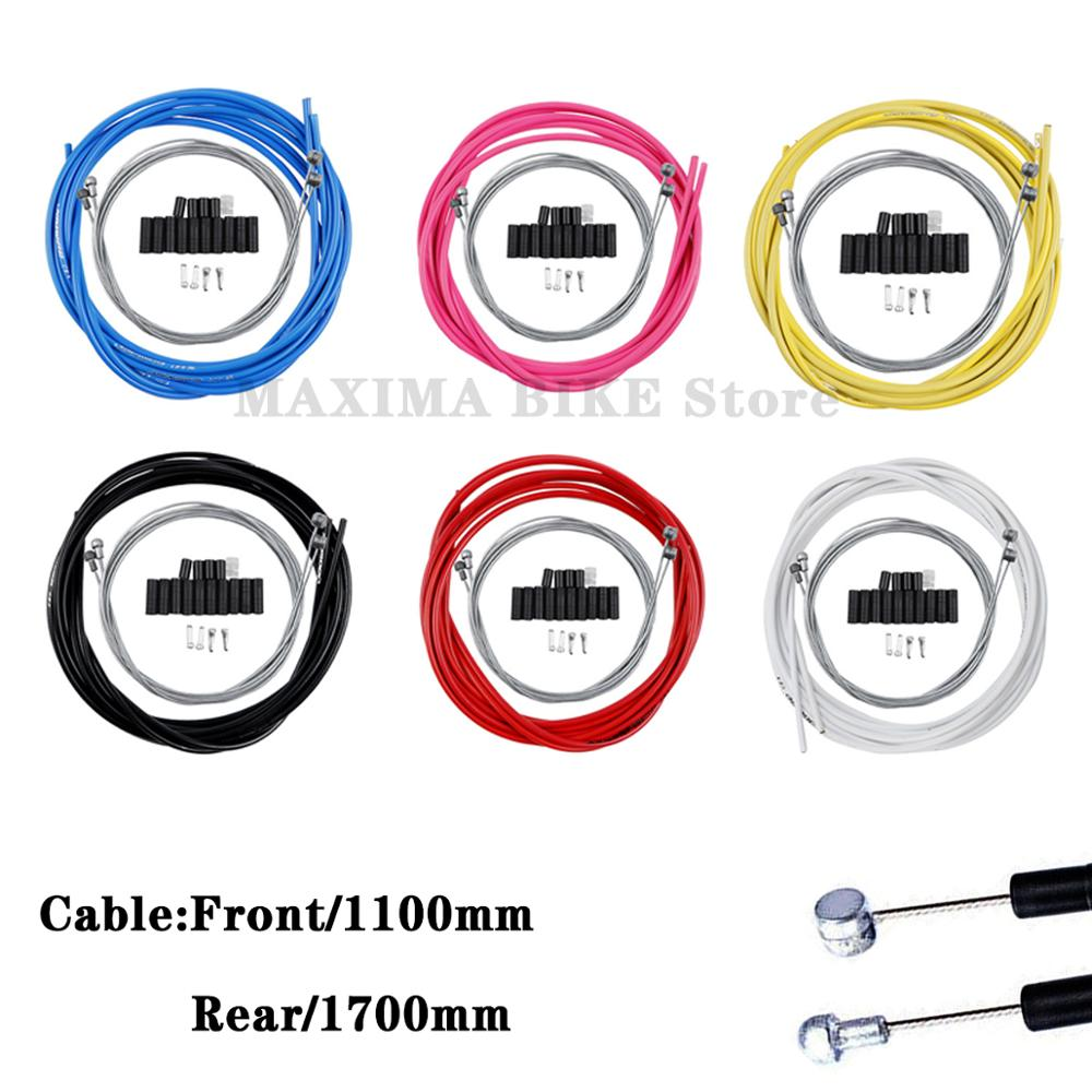 Jaywire Road Mountain Bike PRO Complete Brake Cable Cord Line Bicycle Kit Set