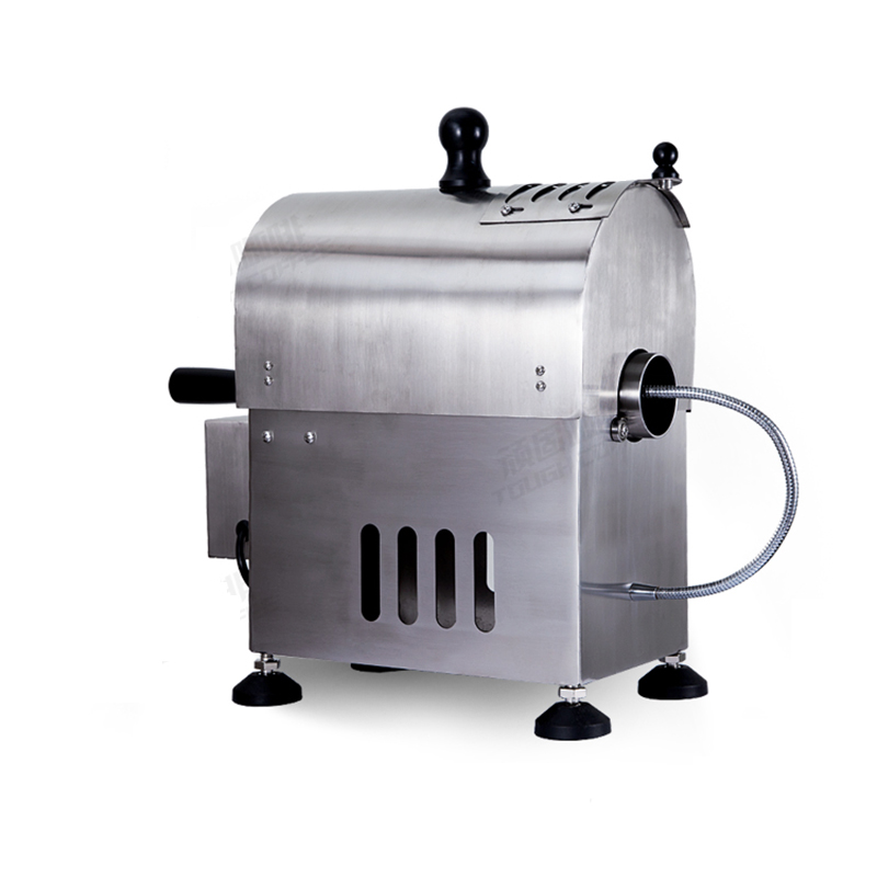 Coffee Roaster Machine Coffee-roaster Household Gas Coffee Machine Stainless Steel Roasted Coffee Beans Machine