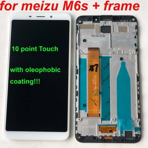 Image 5 - AAA Best Original 5.7 For Meizu M6S Meilan S6 Mblu S6 M712H M712Q LCD Screen Display+Touch Panel Digitizer Frame For M6s Mblu S6