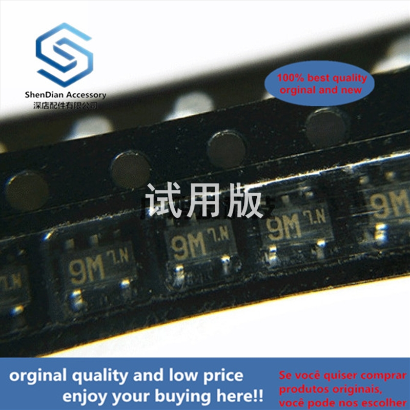 10pcs 1000% Orginal New XN1215 Dual NPN Composite Band-stop Transistor SOT-153 23-5