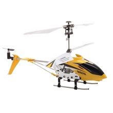 Вертолет SYMA RC светодиодное освещение управление 3.5CH Мини RC Летающий вертолет для игр в помещении дети один ключ летающие игрушечные самолеты