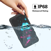 3M Underwater Water resistant Phone Case Bag for iPhone 12 11 Pro Max 2020 New Diving Surfing Full Cover Case for iPhone 12 Mini