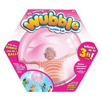 New Hot Sale Amazing 3 Colors Pink Blue Green High Quality Inflate Up To 90cm Wubble Bubble Ball Tiny Balloon Without Pump