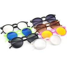 Unisexe Vintage rétro rond femmes hommes lunettes mercure miroir lentille lunettes de soleil mode rétro Style Punk rond lunettes de soleil Offre Spéciale