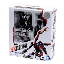 Bandai model NXEDGE NX Ninth Apostle EVA Unit 3 Evangelion Movable Assembly Action Figureals Brinquedos Model