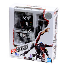 Bandai Model Nxedge Nx Negende Apostel Eva Unit 3 Evangelion Beweegbare Vergadering Action Figureals Brinquedos Model(China)