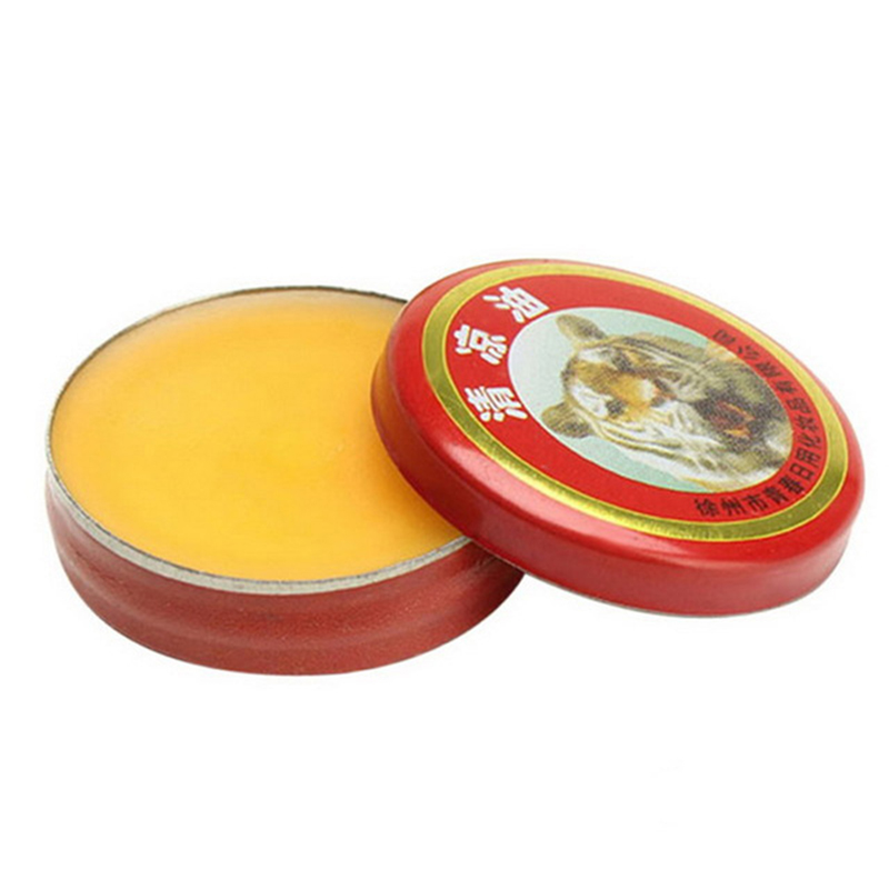 Head Headache Relief Essential Oil Massage For Migraine Tension  Red Tiger Head Menthol Balm Refreshing Mosquito Repellent