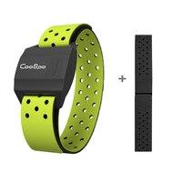 CooSpo Sensor Für Garmin Wahoo Bike Computer Herzfrequenz Monitor Armband Fitness Outdoor Radfahren Laufen Bluetooth 4,0 ANT +
