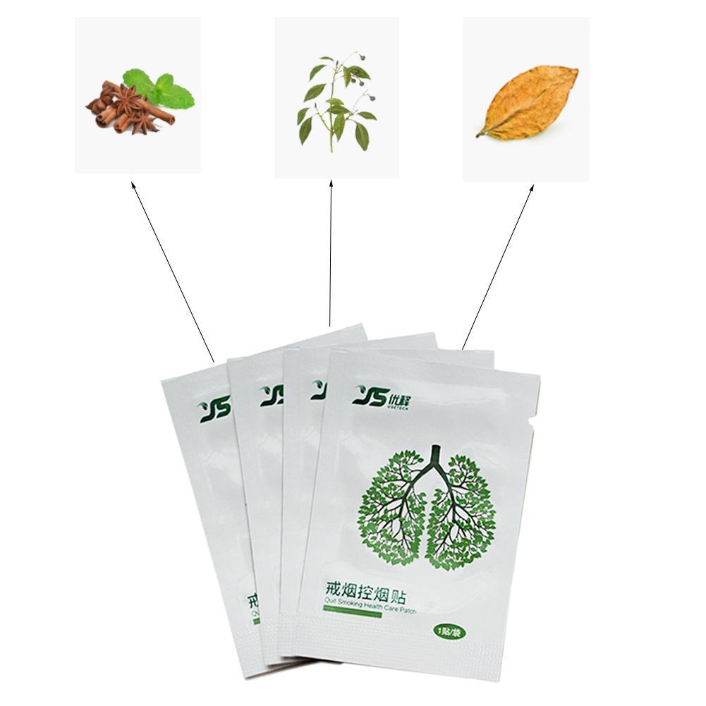 Useful Stop Smoking Anti Smoke Patch for Smoking Cessation Patch 100% Natural Ingredient Quit Smoking Patch Plaster 3