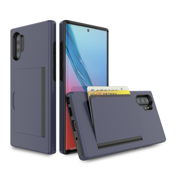 Galaxy Note 10 Plus Case Card Slot