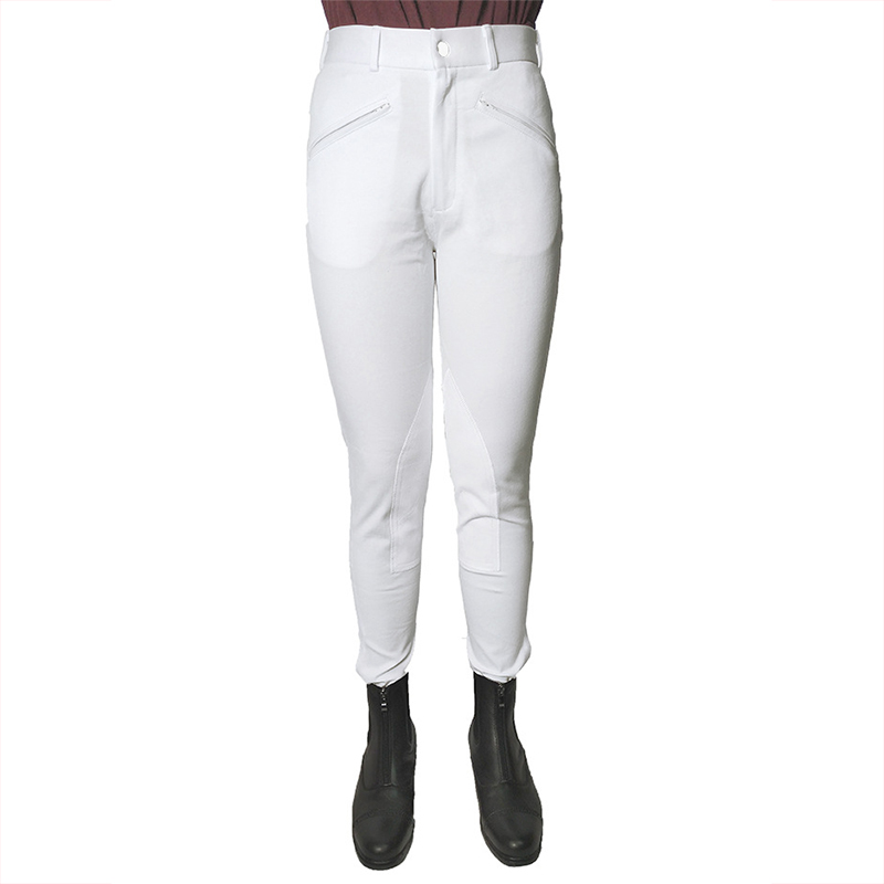 Mens Womens Anti-slip Horse Riding Jodhpurs Tight Riding Breeches Pants Soft Breathable Equestrian Equipment