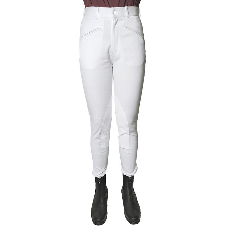 Mens Womens Anti-slip Horse Riding Jodhpurs Tight Riding Breeches Pants Soft Breathable Equestrian Equipment