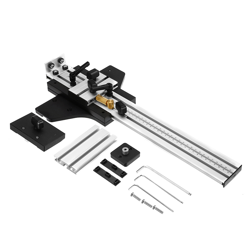 New Engraving Machine Guide Rail Linear Slide Orbit For Engraving Straight And Round Woodworking DIY Accessories Tools