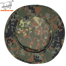 Bonnie-Hat Flecktarn Army-Fans Fishing-Sunbonnet Military Tactical Camping Outdoor Sunhat