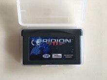 32bit cartão de jogo: iridion (versão eur! Pt, de, fr 3 línguas!)