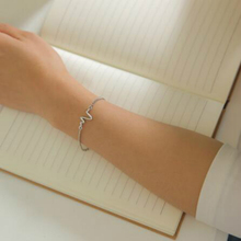 2019 Simple New Personality Design Ecg Lightning Bracelet Couple Heartbeat Frequency Wholesale Bracelets & Bangles