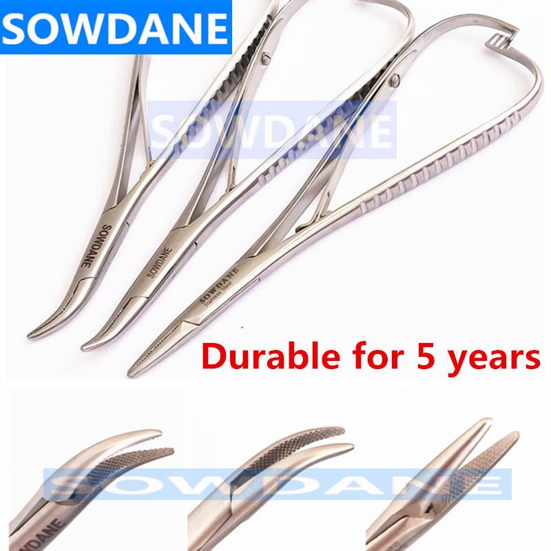 Dental Orthodontic Mathieu Holder Extra Fine Beak Forcep Plier Lab Laboratory Tool 14cm Oral Care Tool